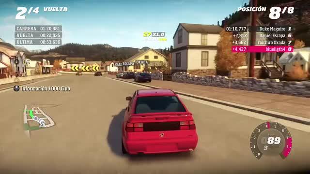 ForzaHorizon, blueligth4, xbox GIF by Gamer DVR (@xboxdvr