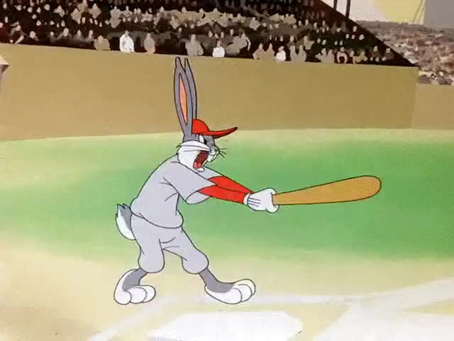 Watch and share Gashouse Gorillas GIFs and Bugs Bunny GIFs by John H. Isles on Gfycat