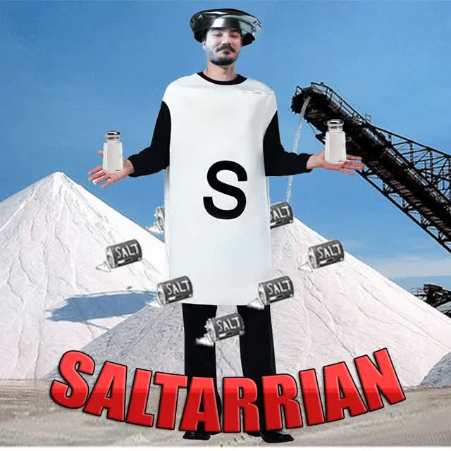 Watch and share Salt GIFs on Gfycat