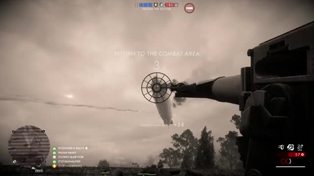 Watch and share Battlefield One - Out Of Bounds AA Ballroom Operations Behemoth Kill GIFs by ProiDieEasily on Gfycat