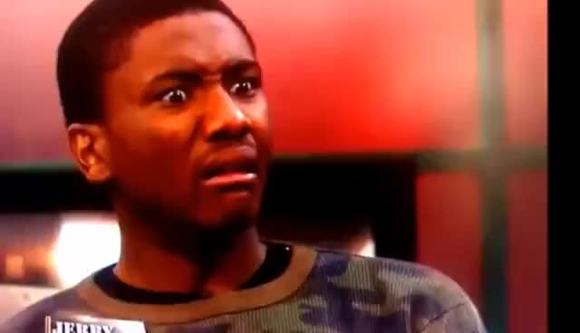 Watch The Jerry Springer Show: B*tch I'm a Man! GIF on Gfycat. Discover more Khalid GIFs on Gfycat