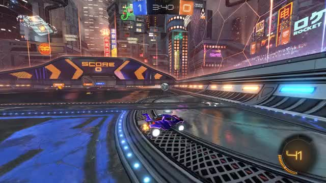 Watch 2018-01-22 01-11-45 GIF by @willuctant on Gfycat. Discover more Double Touch, Nutty, Octane, PogChamp, Rocket League GIFs on Gfycat