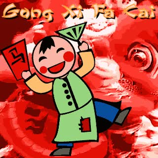 Watch and share Gong Xi Fa Cai Chinese Boy Graphic GIFs on Gfycat