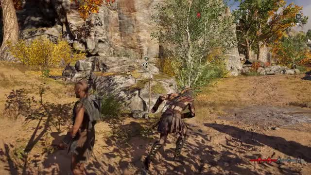 Watch and share Assassin's Creed Odyssey 2018.10.04 - 16.25.09.19.DVR GIFs on Gfycat