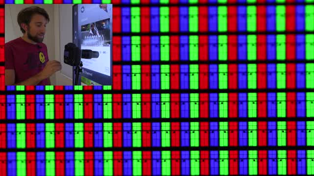 Watch and share How A TV Works In Slow Motion - The Slow Mo Guys GIFs by drmarianus on Gfycat