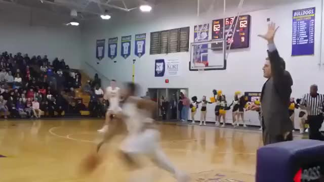 Watch and share Stand Clearing Buzzer Beater GIFs on Gfycat