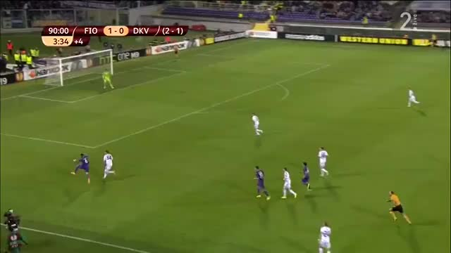 Watch and share Fiorentina GIFs and Soccer GIFs by fantasymlshelper on Gfycat