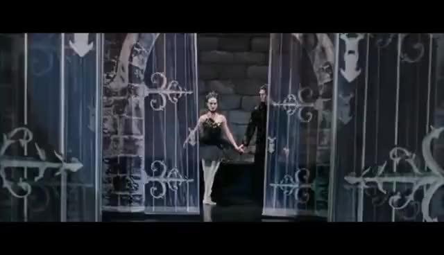 Watch swan GIF on Gfycat. Discover more black, dance, movie, swan GIFs on Gfycat