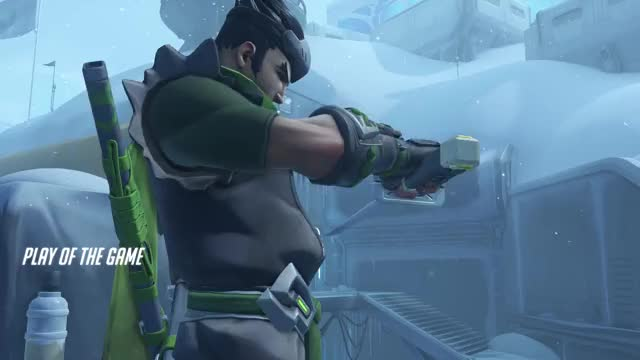 Watch and share Overwatch GIFs and Myles GIFs by Junkboii on Gfycat
