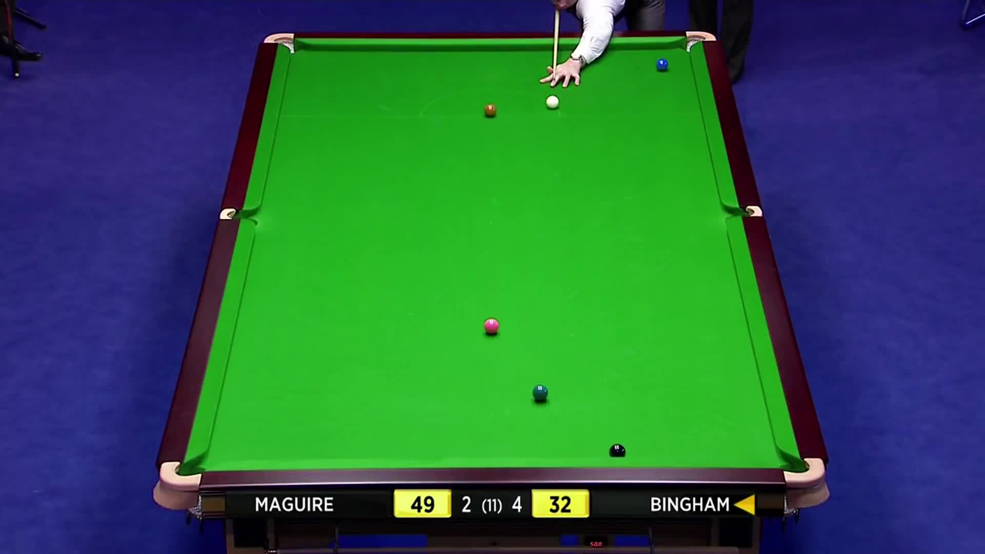 Snooker, Suart Bingham,  GIFs