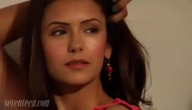 Watch Nina Dobrev GIF on Gfycat. Discover more Nina Dobrev GIFs on Gfycat