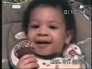 Watch this baby GIF on Gfycat. Discover more baby, black baby, lmao, lmfao GIFs on Gfycat