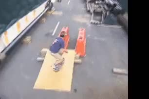 Watch and share Welcome Skateboards GIFs and Banana Slide Shove GIFs on Gfycat