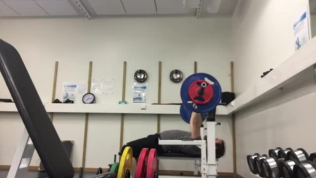 Watch and share Bench Press 70kg GIFs by minimoog on Gfycat