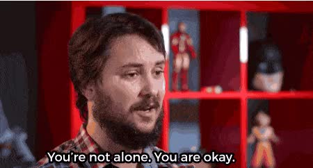 Watch Mental Illness GIF on Gfycat. Discover more wil wheaton GIFs on Gfycat