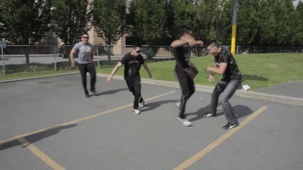 Sydney shuffle GIFs