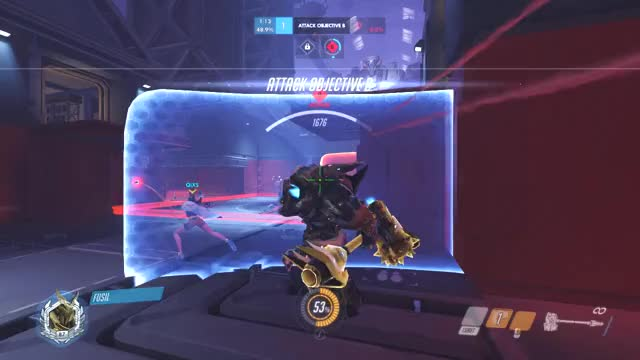 Watch and share Rein Charge GIFs on Gfycat