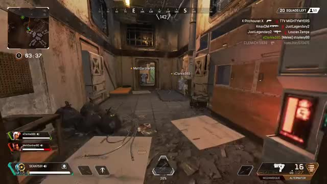 Watch Apex Legends GIF by Gamer DVR (@xboxdvr) on Gfycat. Discover more ApexLegends, SEAN7591, gamer dvr, xbox, xbox one GIFs on Gfycat