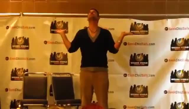 Watch Nicholas Brendon Snoopy Dance GIF on Gfycat. Discover more Angel, Buffy the Vampire Slayer, Dance, Nicholas Brendon, Snoopy, Snoopy Dance GIFs on Gfycat