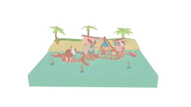 Watch and share Fishing Village 1.0049 GIFs on Gfycat
