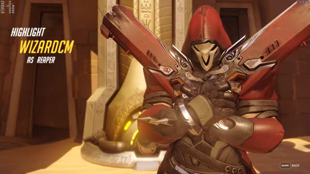 Watch and share Play Of The Match GIFs and Overwatch GIFs on Gfycat