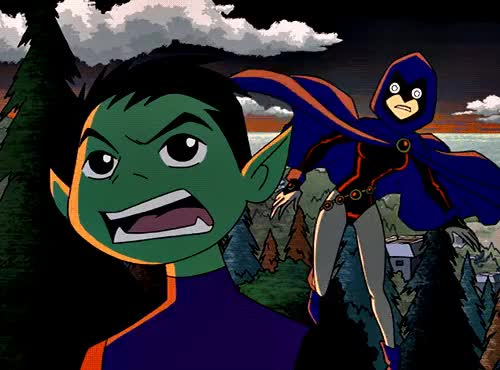 Watch and share Teen Titans GIFs and Beast Boy GIFs on Gfycat