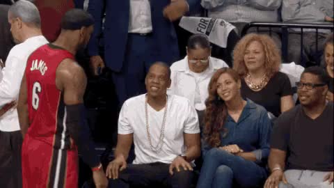 Watch this lebron james GIF on Gfycat. Discover more jay z, lebron james, nba GIFs on Gfycat
