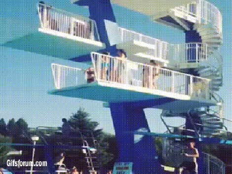 Watch and share Piscine GIFs on Gfycat