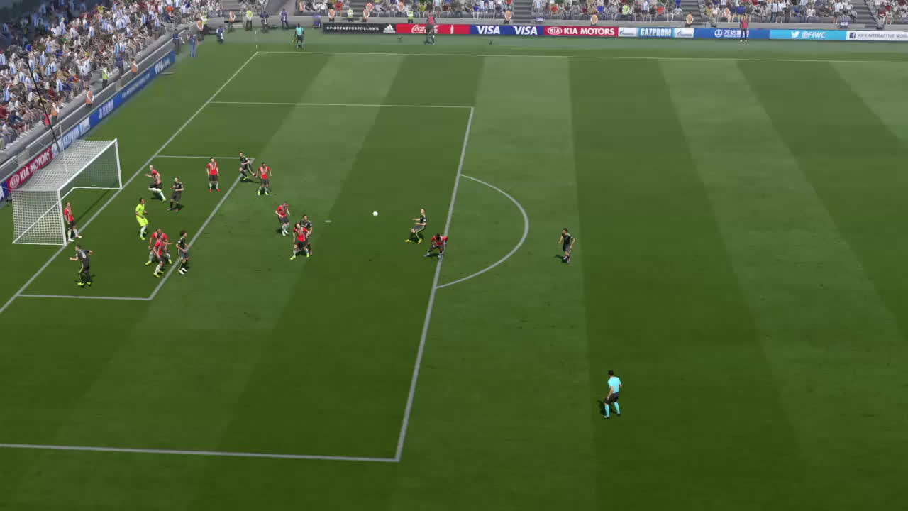 playstation 4, ps4share, sony interactive entertainment, FIFA 17_20161005224651 GIFs