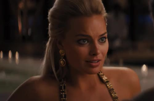 margot robbie, yeah, yep, yes, Yeah - Margot Robbie GIFs