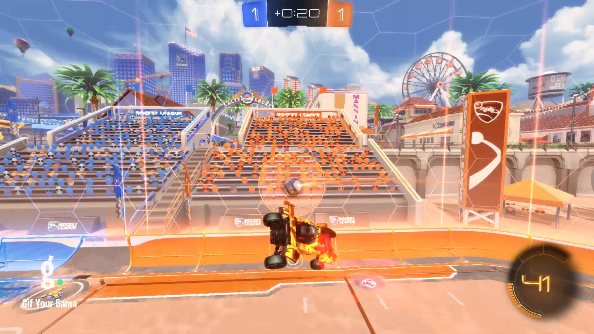 Gif Your Game, GifYourGame, LAM SewageSlurper, Rocket League, RocketLeague, Demo 6: [DMT] Tezza GIFs