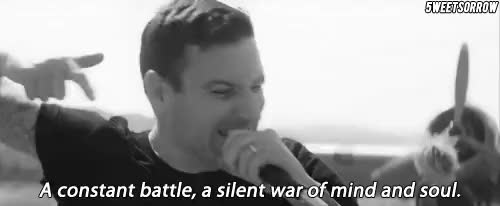 Watch Parkway Drive // Vice Grip GIF on Gfycat. Discover more 5s, 5spd, Black and White, b&w, b&w band blog, b&w blog, b&w gif, band blog, gif, music, parkway drive, parkway drive gif, parkway drive lyrics, pd, vice grip GIFs on Gfycat