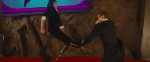 Watch and share Kingsman Spoilers GIFs and Sofia Boutella GIFs on Gfycat