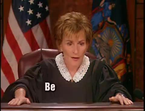 judge judy, judith sheindlin, judy sheindlin, tv court, judge judy GIFs