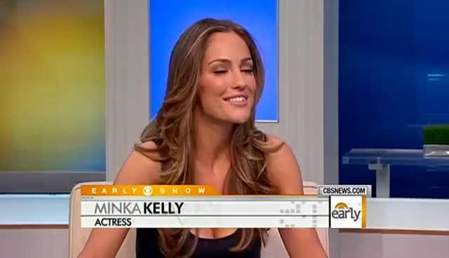 Watch and share Minka Kelly GIFs on Gfycat