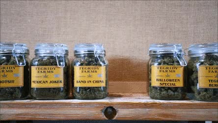 Watch and share Herbs And Spices GIFs and Put On Shelf GIFs by AEARONJER CIRCUMSTANCE on Gfycat