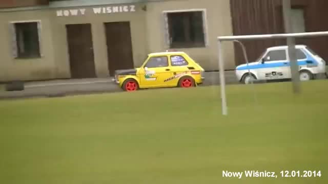 Watch Formula 126 CRASH 12.01.2014 Nowy Wiśnicz GIF on Gfycat. Discover more related GIFs on Gfycat