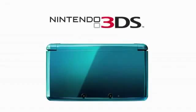 Watch and share Nintendo 3DS - Comercial En Español GIFs on Gfycat