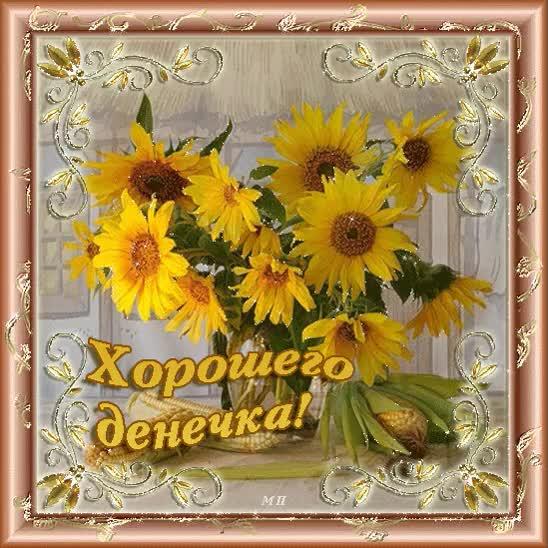Watch and share Хорошего И Солнечного Дня - Добрый День GIFs on Gfycat
