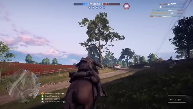 Watch and share Cavalry GIFs and Bf1 GIFs by huskrfreak88 on Gfycat