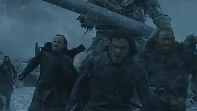 Watch The Night's Watch  GIF on Gfycat. Discover more (GoT) The Night's Watch | Winds of Winter, The Night's watch, game of thrones, game of thrones tribute, jon snow, night's watch oath, night's watch tribute, tgs, westeros, winter is here GIFs on Gfycat