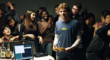 The Social Network GIFs