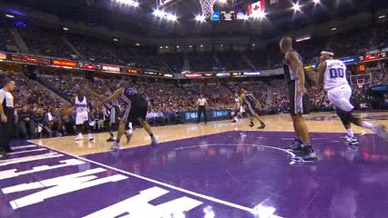 Watch Darren Collison — Sacramento Kings GIF by Off-Hand (@off-hand) on Gfycat. Discover more related GIFs on Gfycat