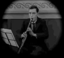 Watch and share Mister Clarinet GIFs on Gfycat