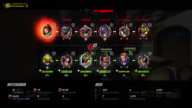 Watch this GIF by Xbox DVR (@xboxdvr) on Gfycat. Discover more InfectedGibbon, OverwatchOriginsEdition, xbox, xbox dvr, xbox one GIFs on Gfycat