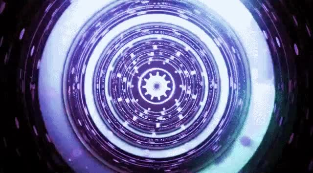 Watch and share Space Portal GIFs on Gfycat