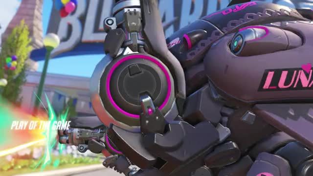 Watch and share Overwatch GIFs and Potg GIFs by Mystic on Gfycat
