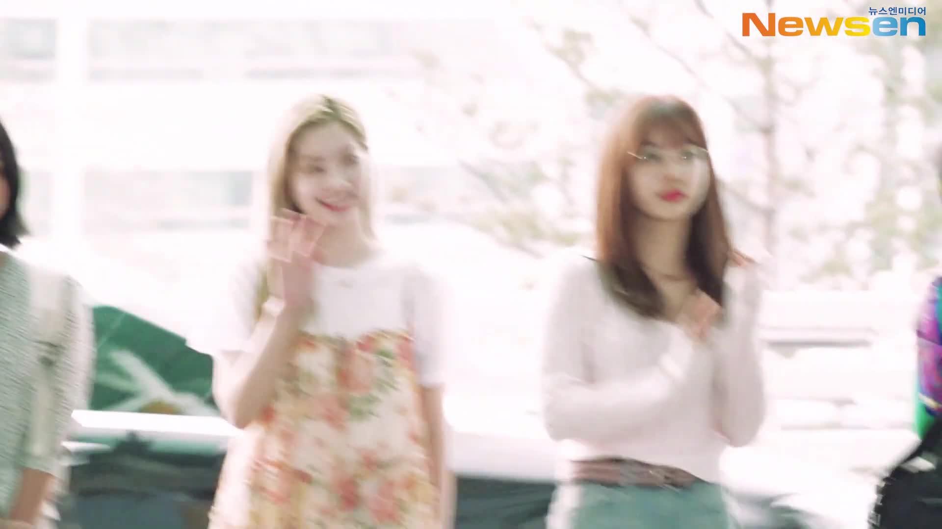 celebs, dahyun, kpop, twice, Cutie glasses Nayeon double wave GIFs