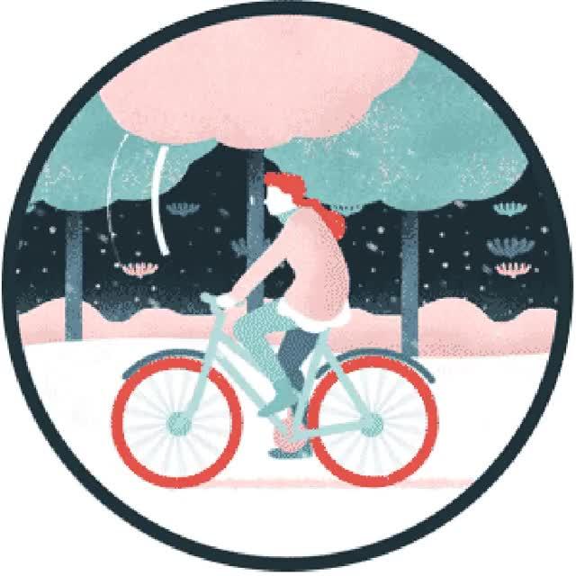 Watch and share 【GIF】德国图形艺术家 Rafael Varona 的新作精选,一如继往高级的用色和微妙的细节~(了解更多:O尖峰视界) animated stickers on Gfycat