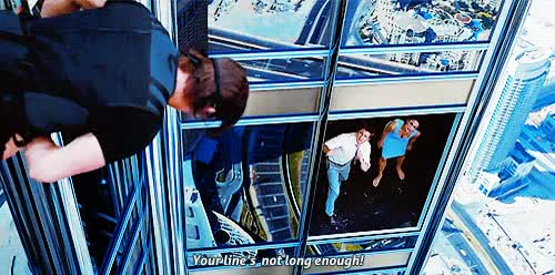 Watch and share Mission Impossible 5 GIFs on Gfycat
